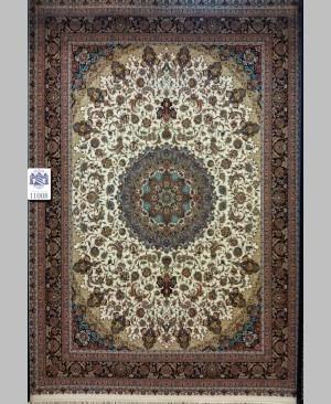 فرش 1000 شانه کاشان نقشه اصفهان