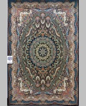 فرش ماشینی 1000 شانه کاشان کد 11016