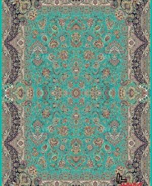 فرش های زیبای 1200 شانه کاشان از گروه کاشان سرا