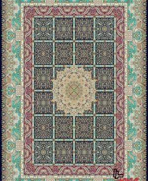 قیمت فرش 9متری 1200 شانه اسایش کاشان