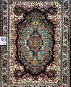 فرش تراکم 3600، 1200 شانه طرح دستبافت