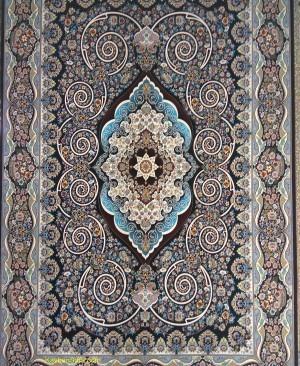 فرش 1200 شانه فریبا محصولی از فرش کاشان