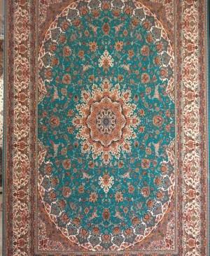 فرش کاشان 1000 شانه تراکم 3000 (10014)
