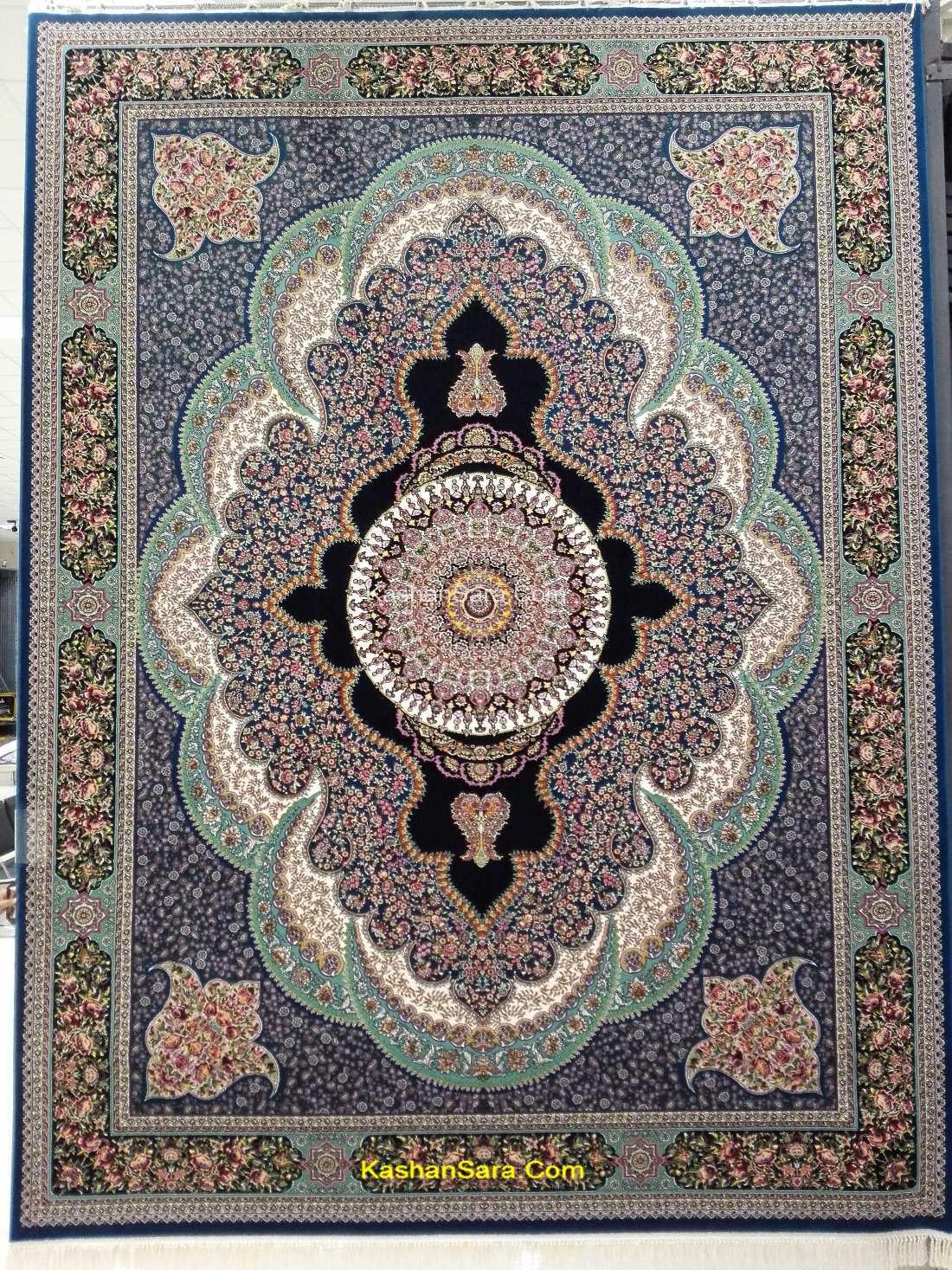 قیمت فرش ۷۰۰ شانه طرح آرشیدا
