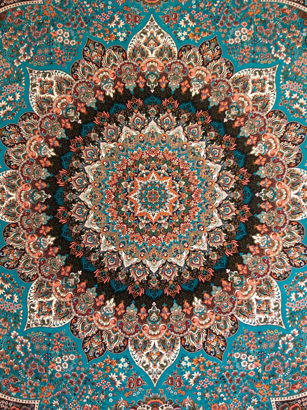فرش طرح پرهام ۱۰۰۰ شانه