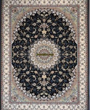 فرش 1200 شانه کاشان طرح اصفهان