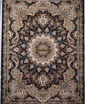 قیمت فرش کاشان طرح ماهور 1000 شانه ده رنگ