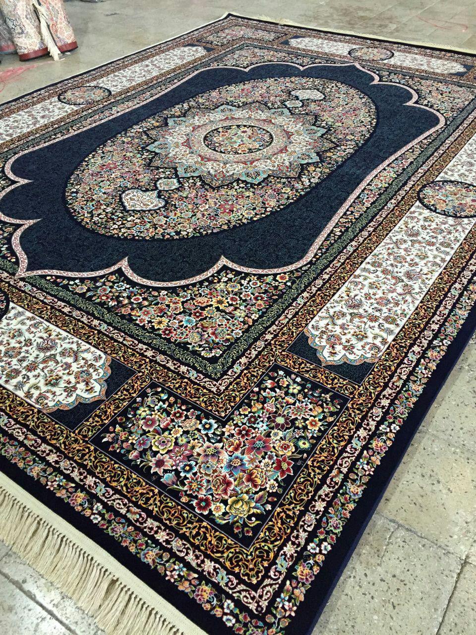 قیمت فرش طرح شورانگیز ۱۲۰۰ شانه