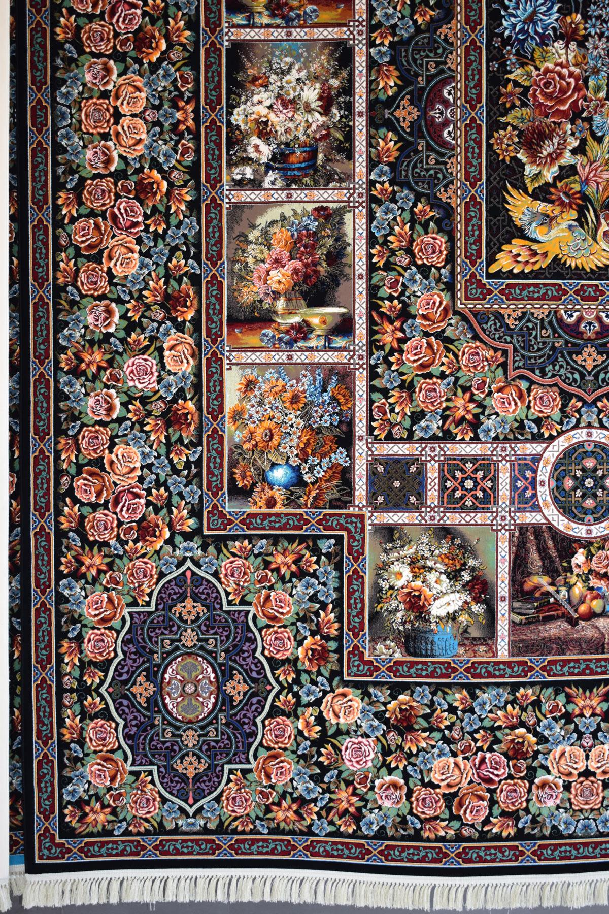 baghe aram-10000 shaneh-3000 tarakom-kashan farsh (2)