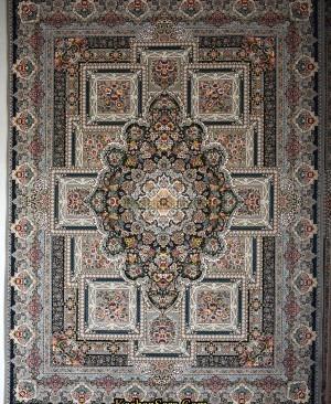 خرید فرش 1200 شانه طرح درخشان
