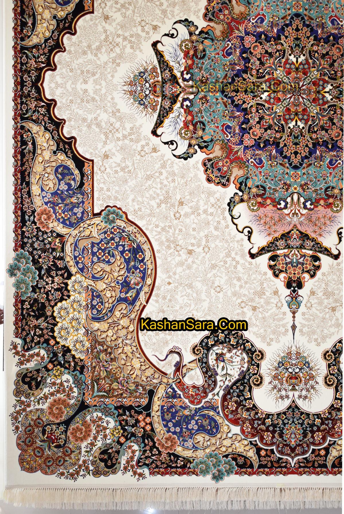 خرید فرش طرح اعجاز-الی ۱۰۰۰ شانه