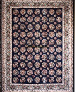 فرش ماشینی 1000 شانه تراکم 3000 نقشه ستاره