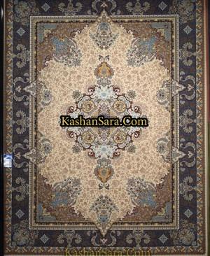 قیمت فرش 1200 شانه گل برجسته کد 13005