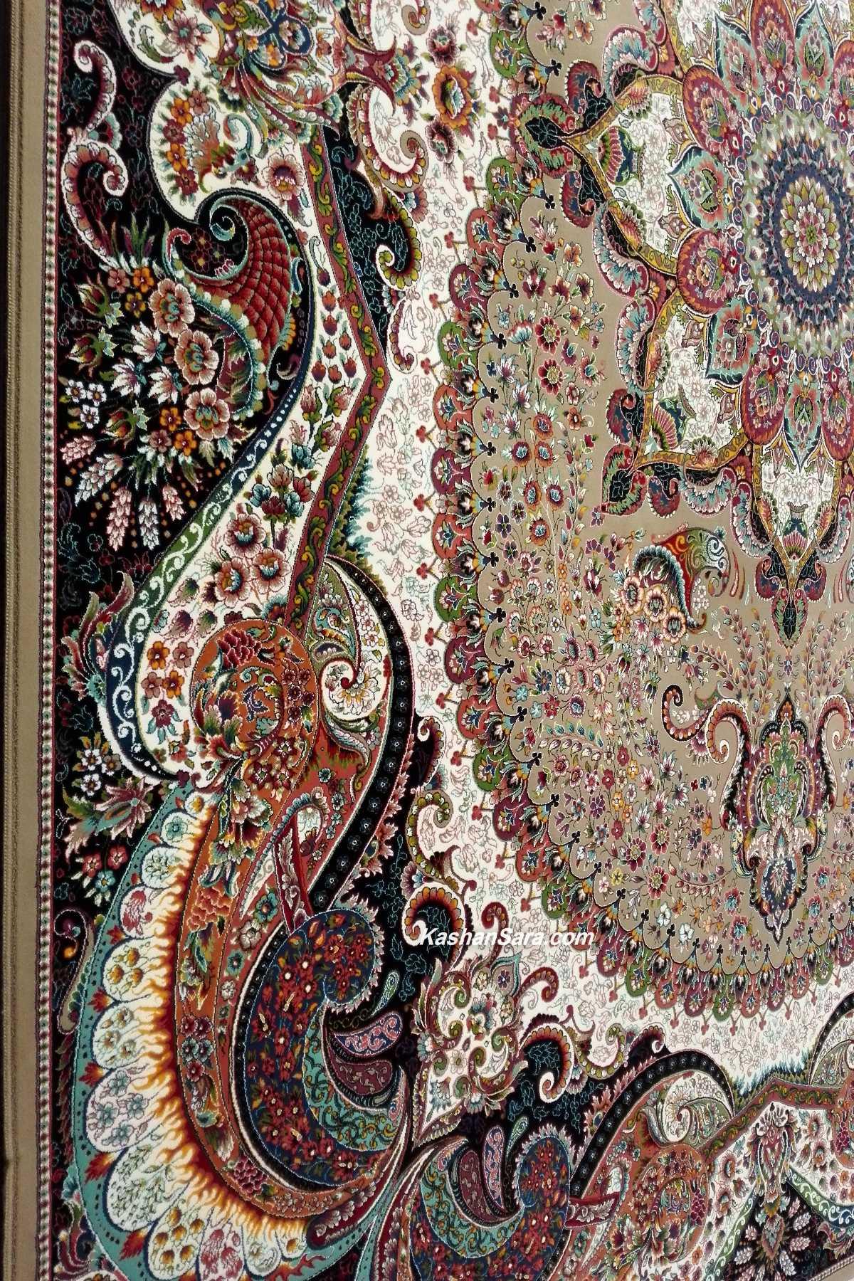 قیمت فرش ۷۰۰ شانه طرح چیچک