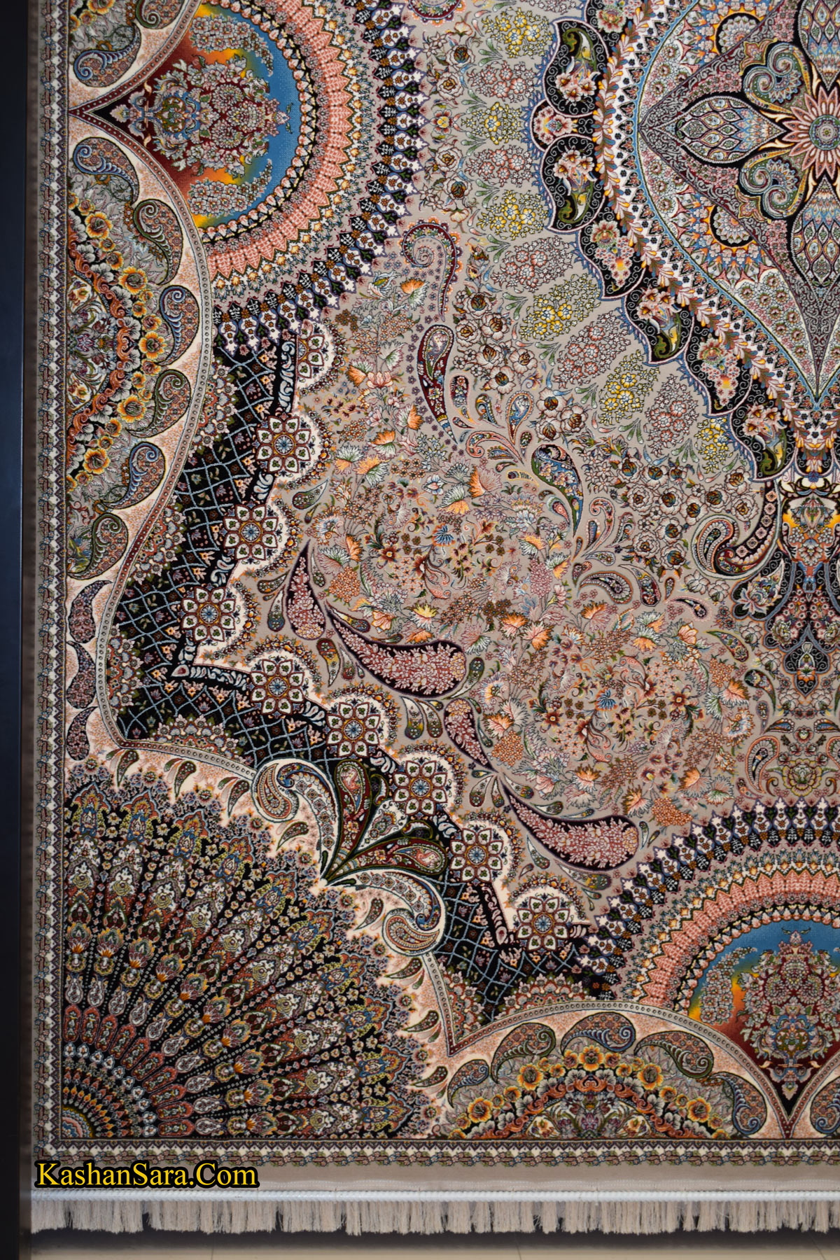 قیمت فرش ۱۰۰۰ شانه طرح آیلار