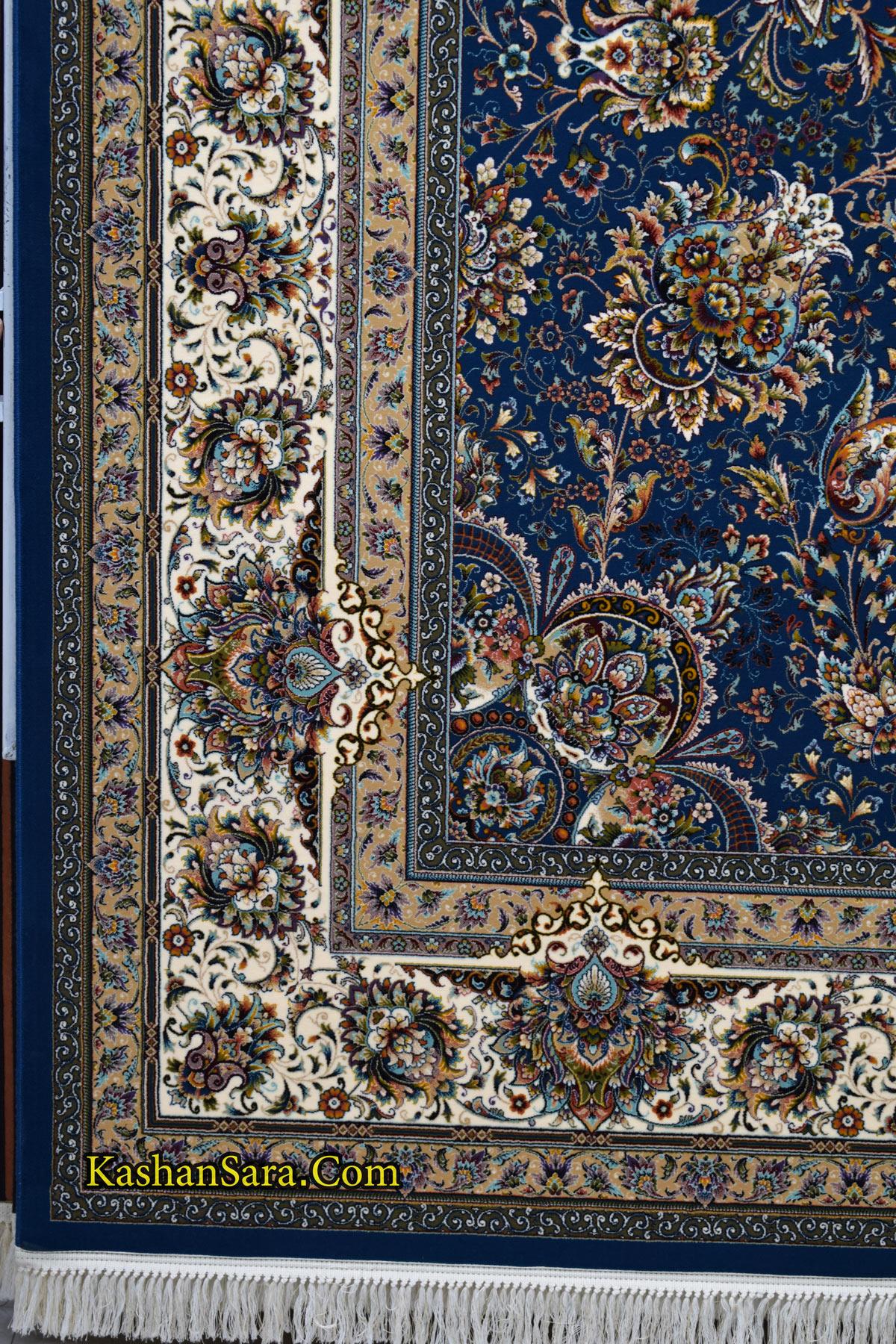 فرش مدل افشان یاشار کاربنی