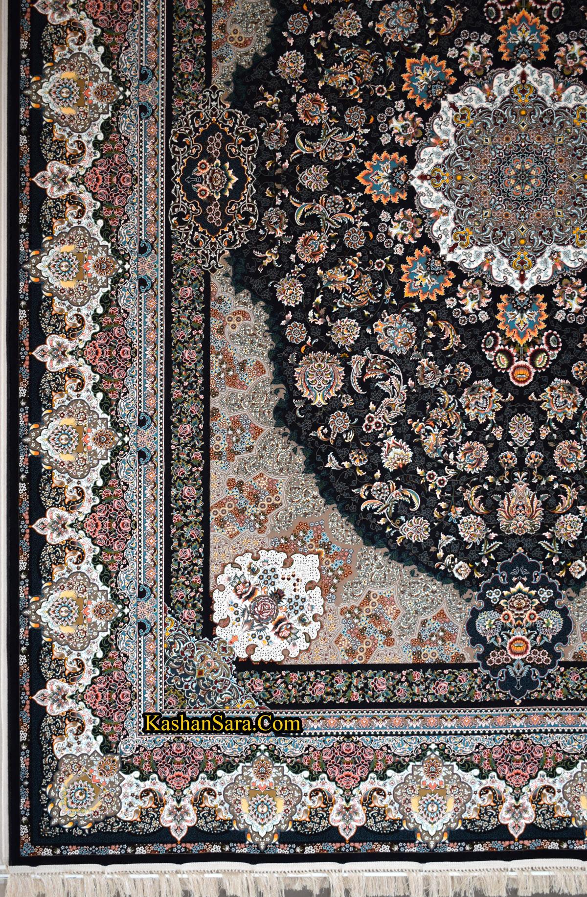 قیمت فرش ۱۲۰۰ شانه طرح نامیان
