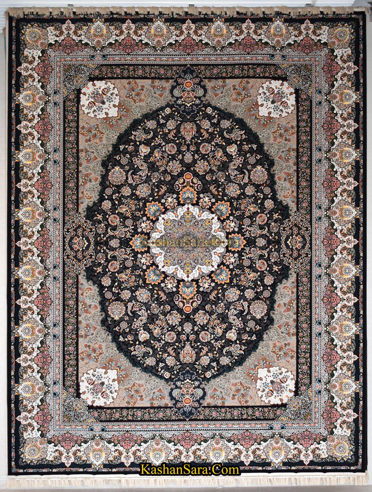 فرش ۱۲۰۰ شانه نقشه نامیان