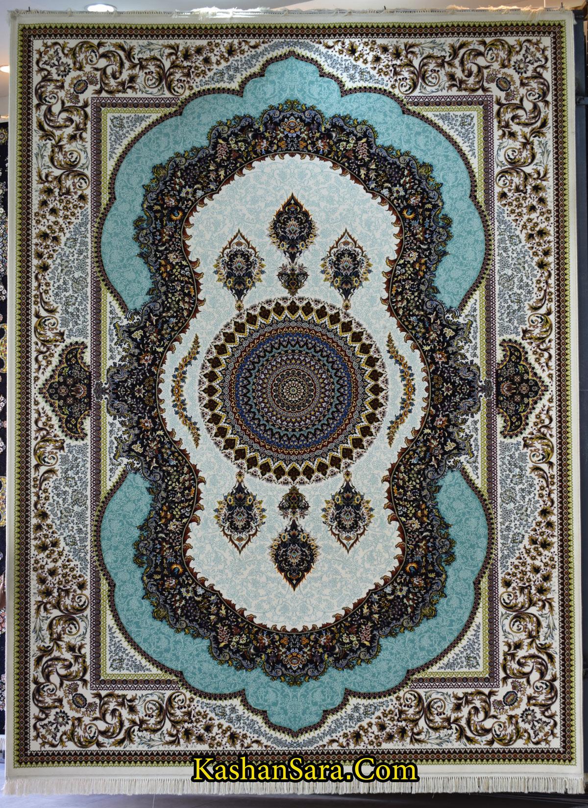 فرش طرح کهربا ۷۰۰ شانه