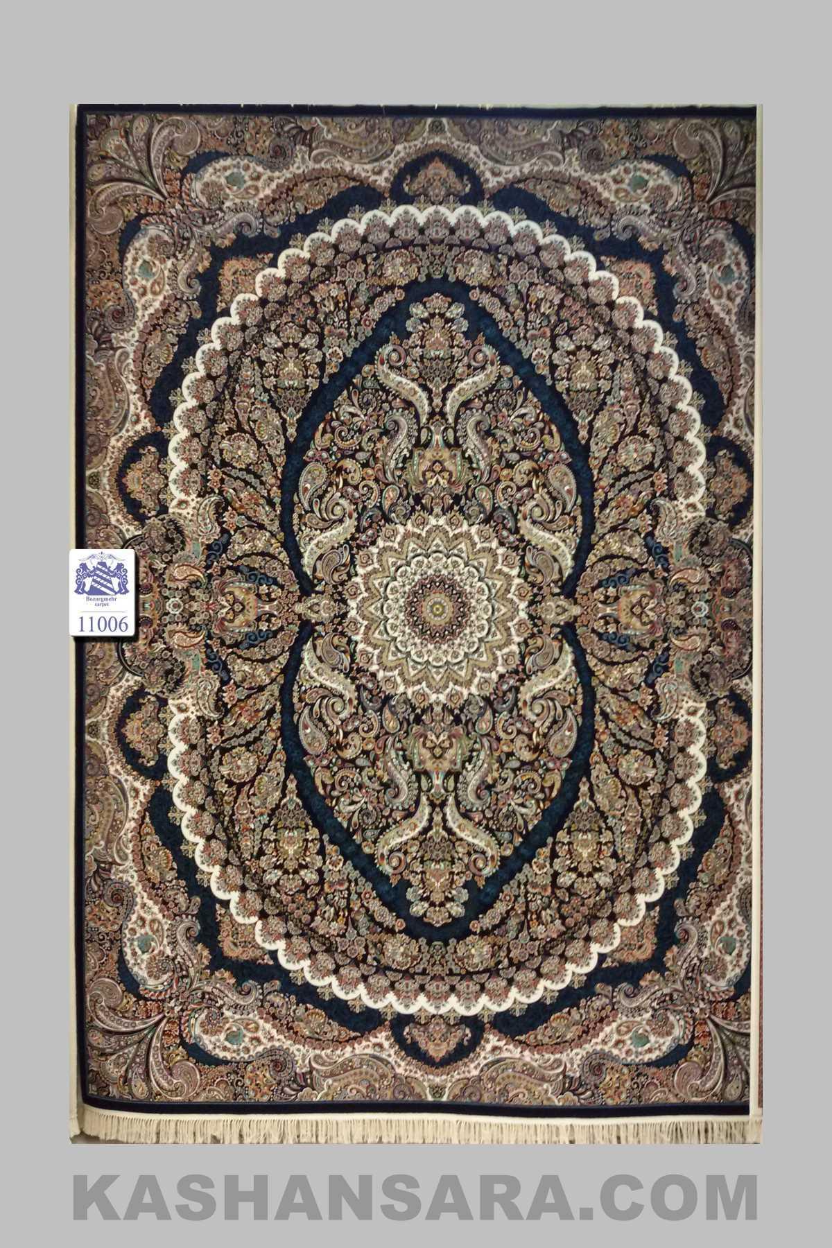 فرش ماشینی کد ۱۱۰۰۶