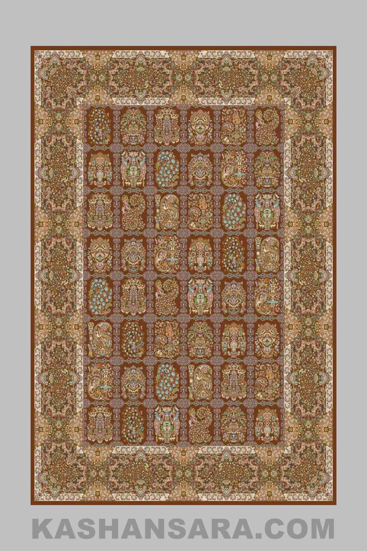 Yalda-1200-قاب باستان دارچینی – Ghabe bastan.D-12001800