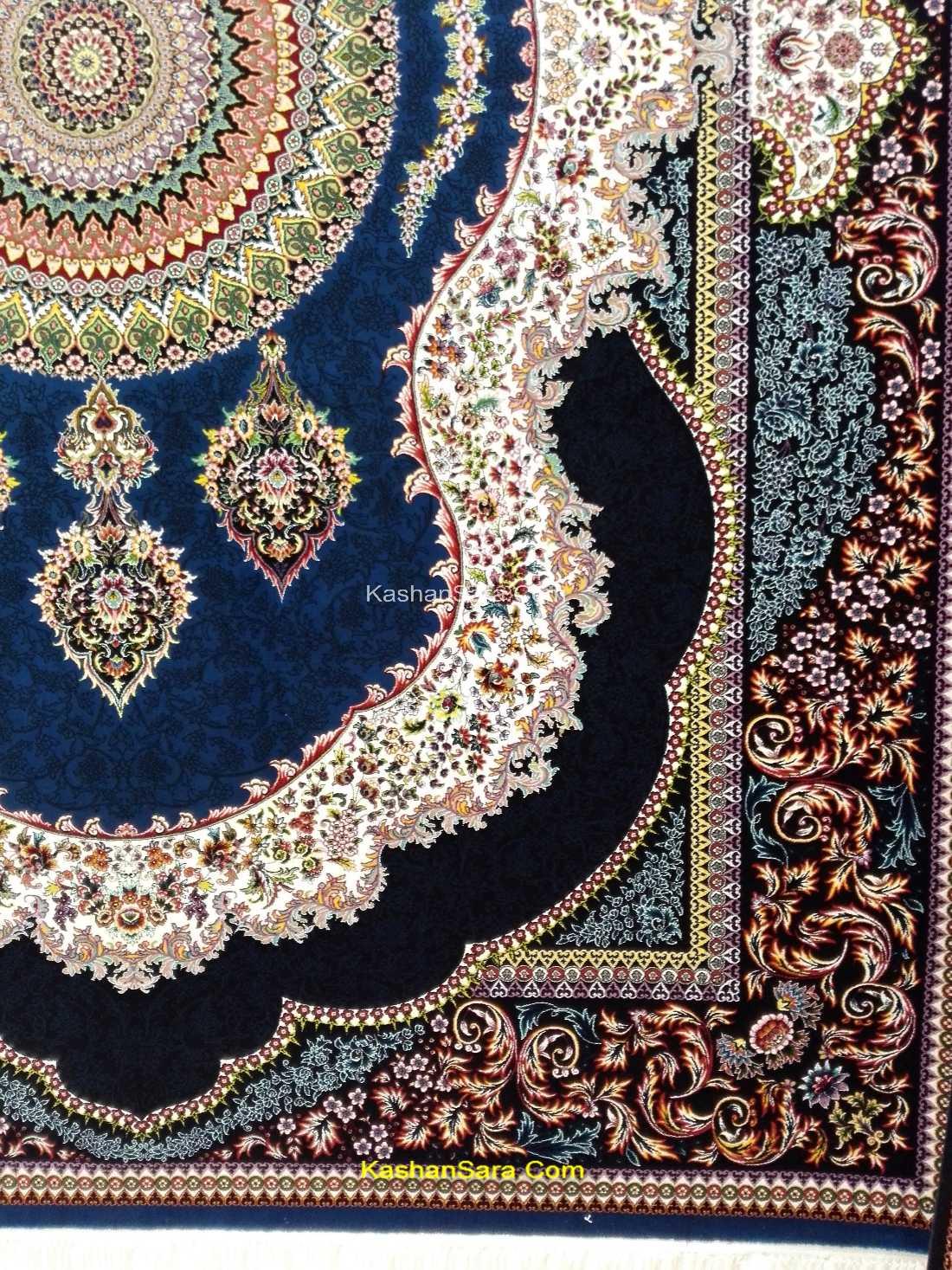 خرید فرش کهربا ۷۰۰ شانه ۱۲ رنگ