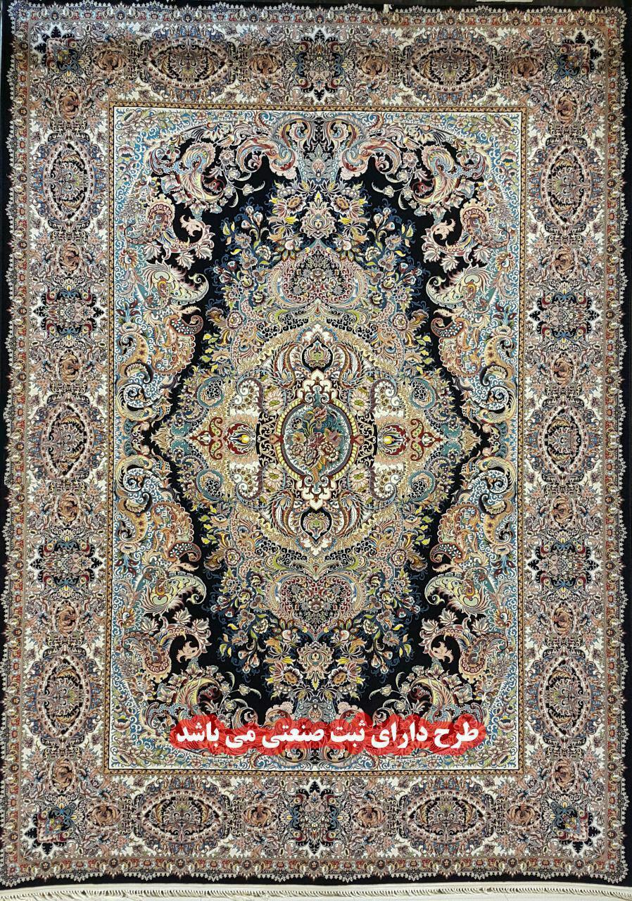 قیمت فرش ماشینی کاشان ۱۲۰۰ شانه