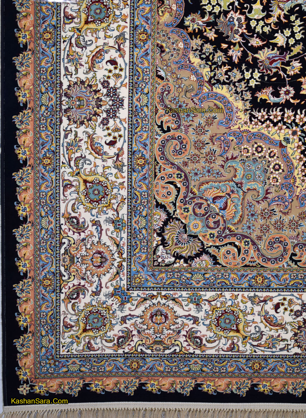 فرش ماشینی ۱۲۰۰ شانه طرح یلدا