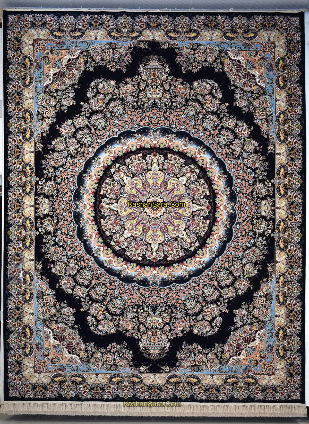 فرش ماشینی آفرینا ۱۲۰۰ شانه تراکم ۳۶۰۰