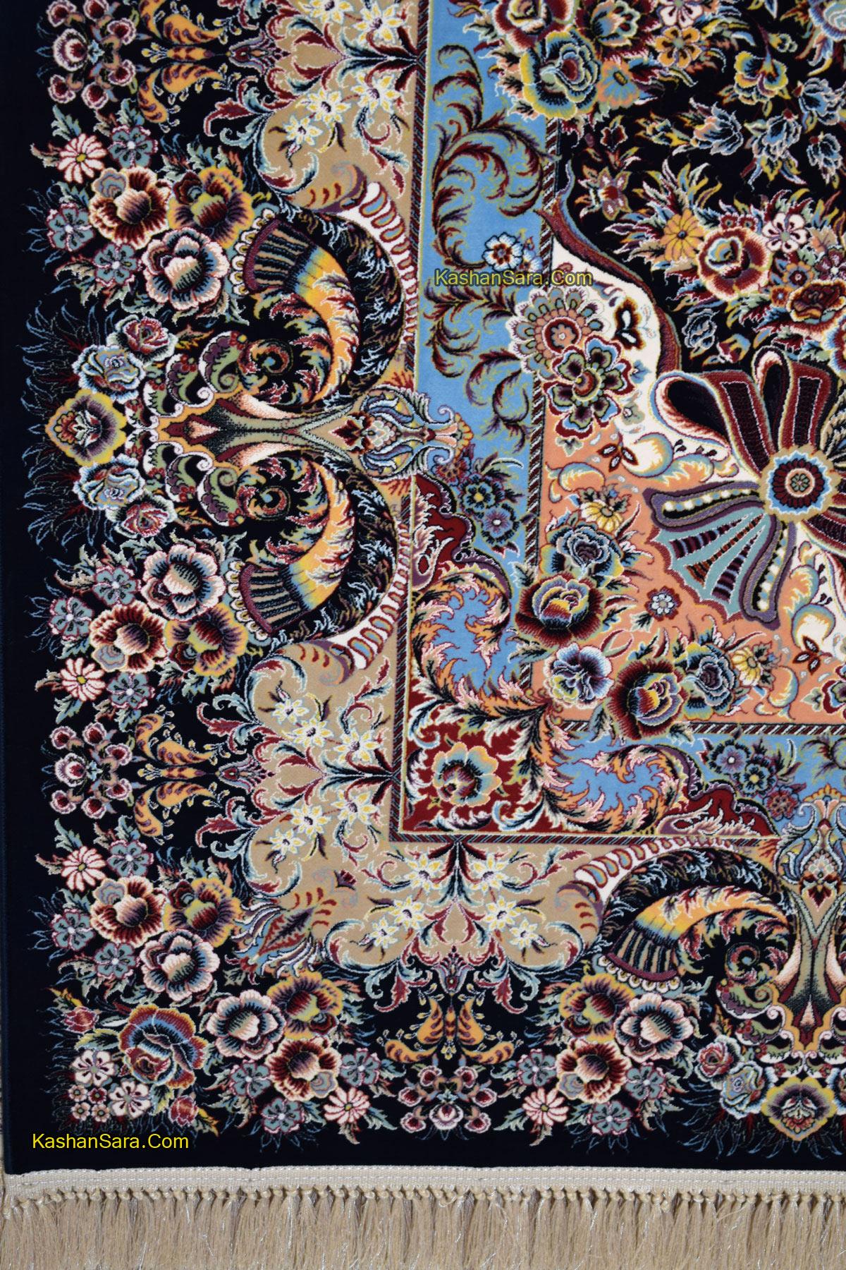 فرش ۱۲۰۰ شانه نقشه افرینا