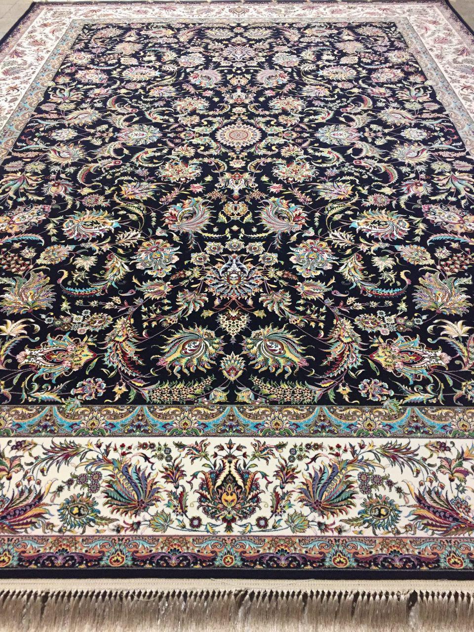فرش افشان سلطنتی ۱۲۰۰ شانه
