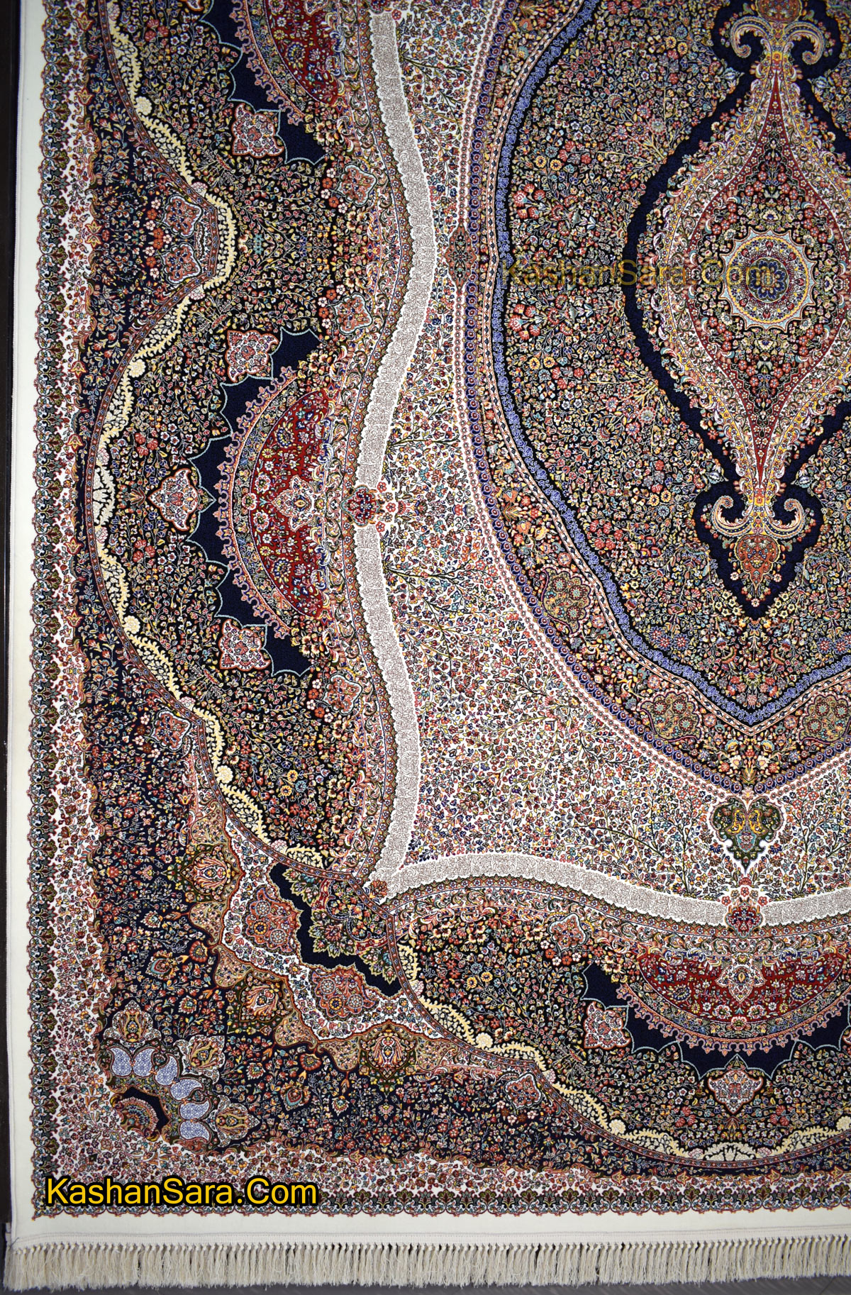 قیمت فرش ۱۰۰۰ شانه طرح سپنتا