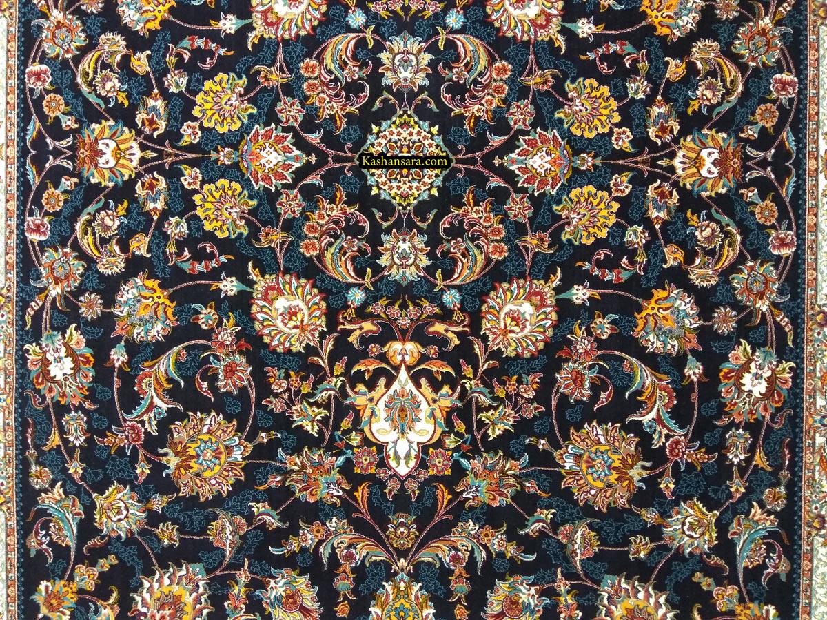 قیمت فرش ۷۰۰ شانه افشان تراکم ۲۵۵۰