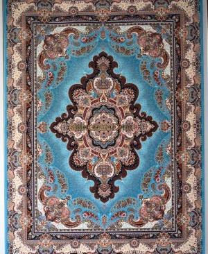 فرش 1000 شانه-طرح ستاره