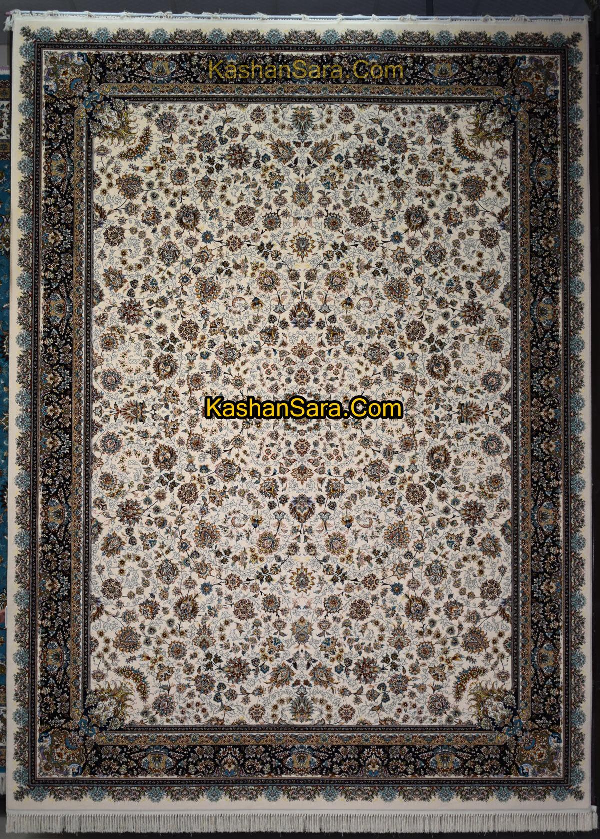 فرش کاشان – ۷۰۰ شانه تراکم ۲۵۵۰ (فرش افشان)