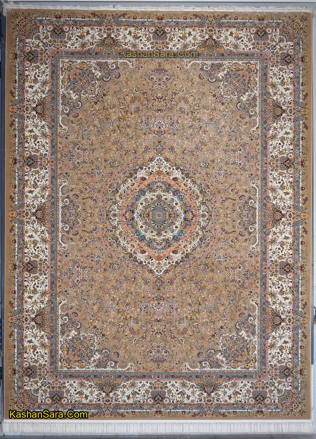 فرش طرح نیلا-۱۲۰۰ شانه تراکم ۳۶۰۰