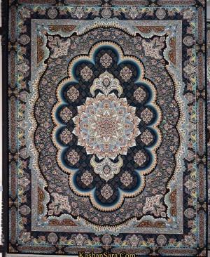 فرش طرح سامی -1200 شانه تراکم 3600