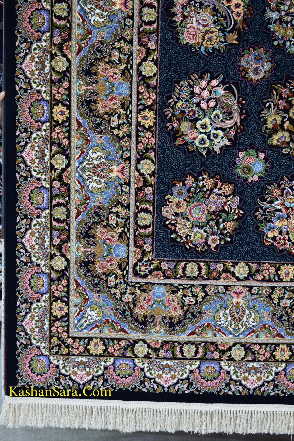 فرش ستاره ۱۰۰۰ شانه تراکم ۳۰۰۰
