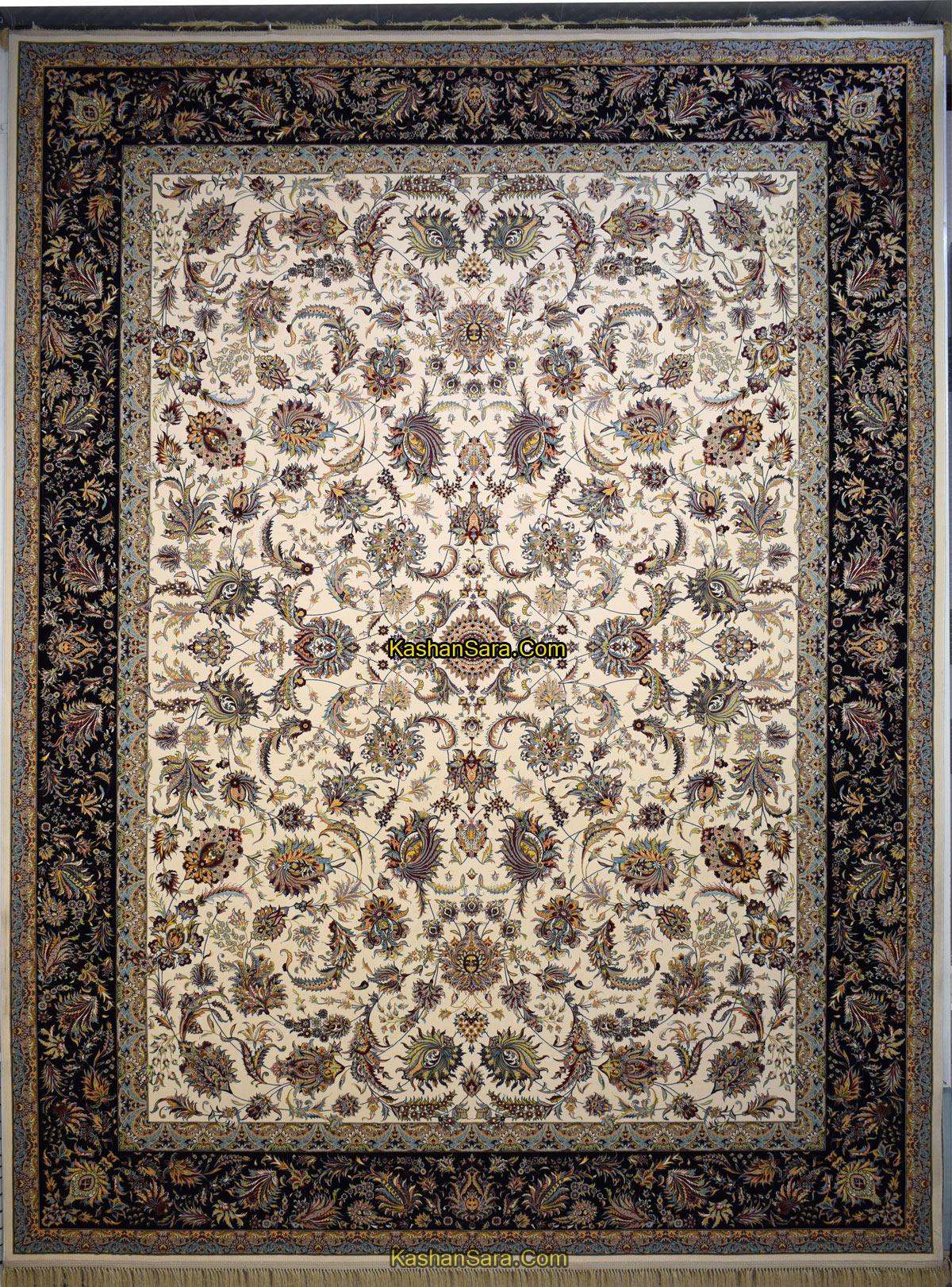 فرش طرح افشان سلطنتی ۱۲۰۰ شانه