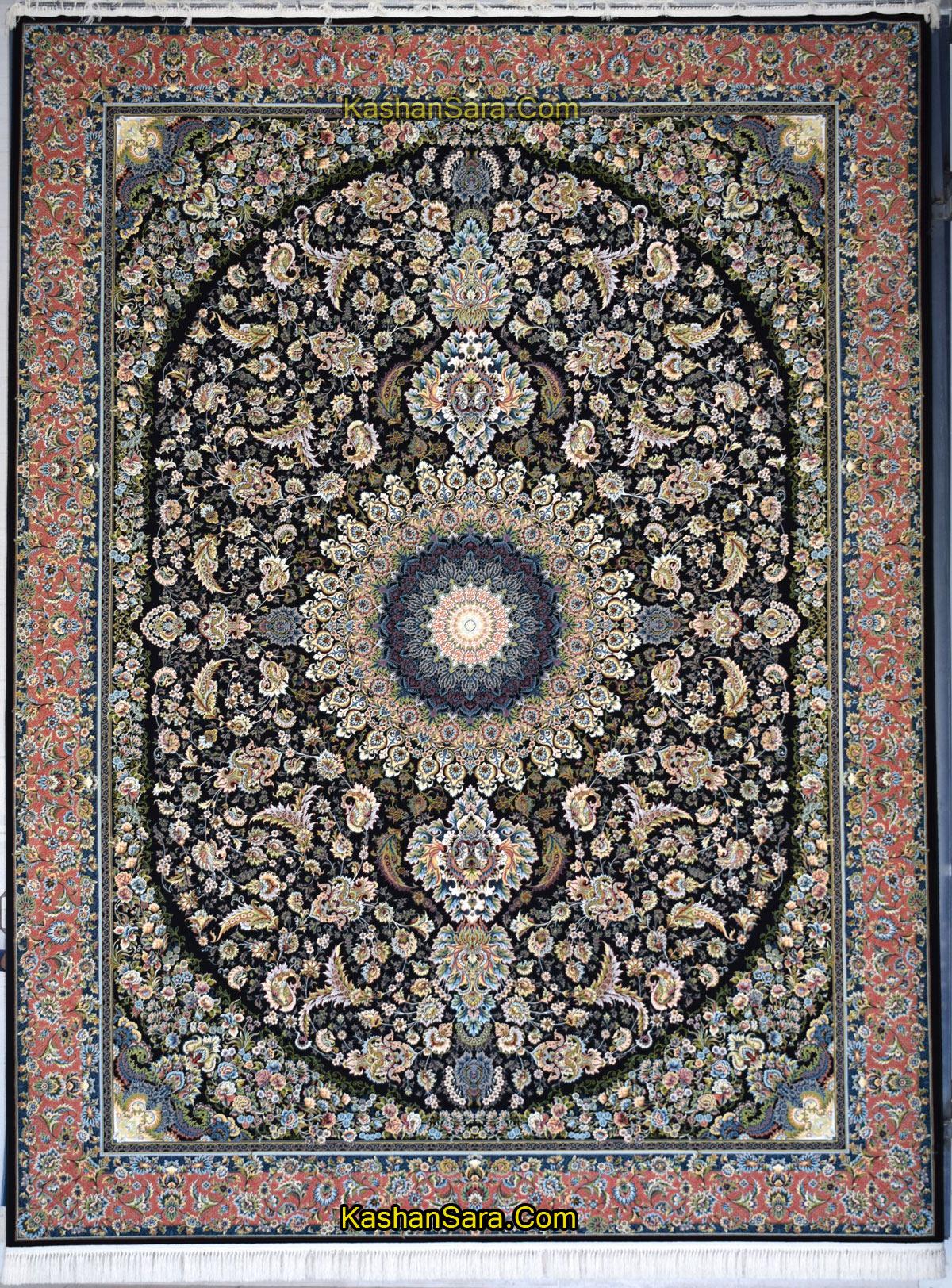 فرش طرح شاهرخ-۱۲۰۰ شانه تراکم ۳۶۰۰