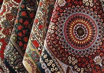 فرش ماشینی کاشان