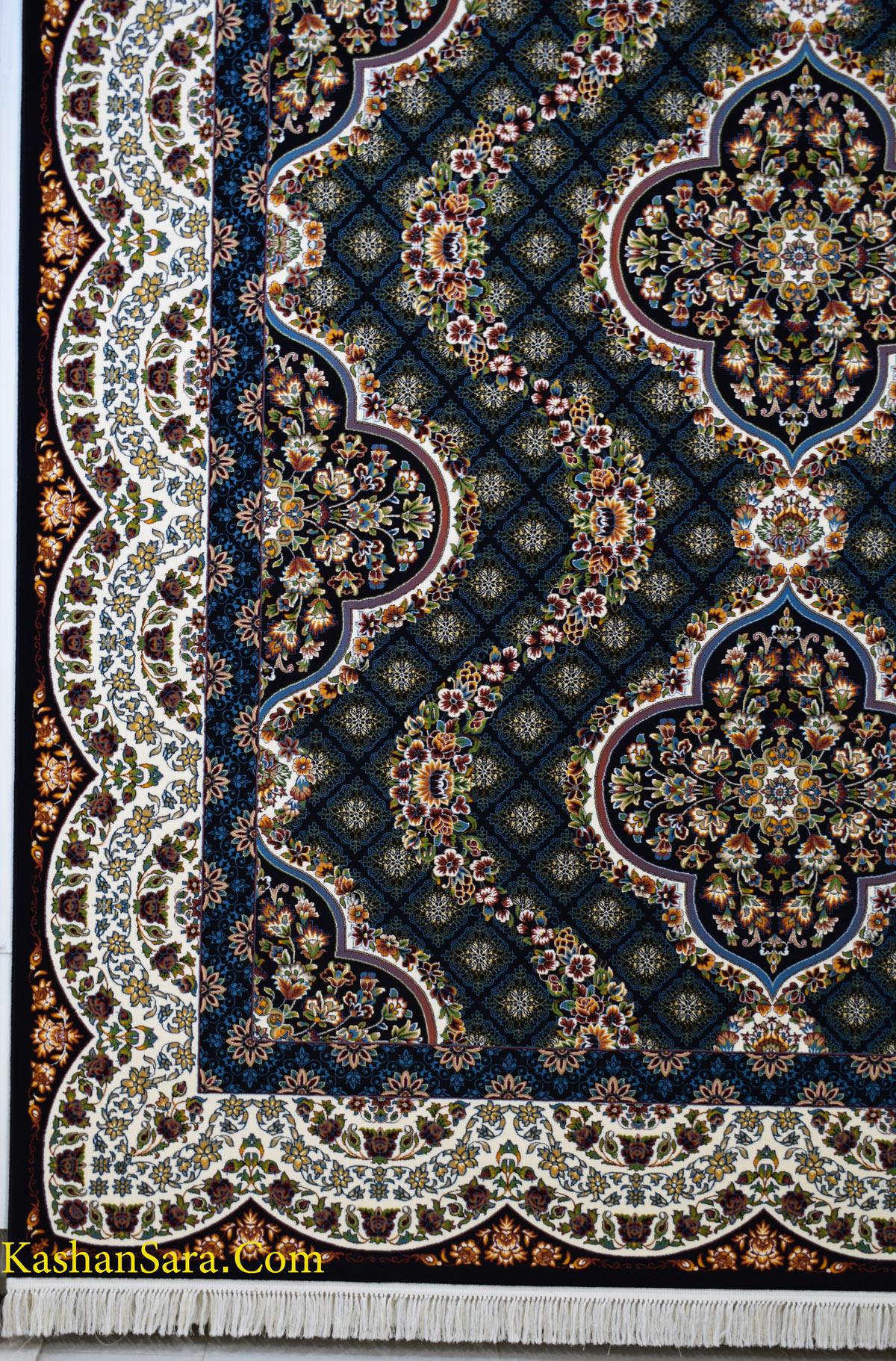 قیمت فرش ۷۰۰ شانه مدل کرشمه