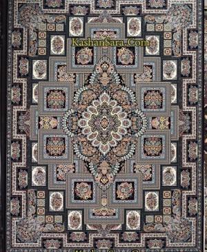 فرش کاشان نقشه یگانه