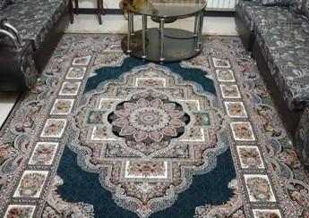فرش کاشان طرح حوض نقره