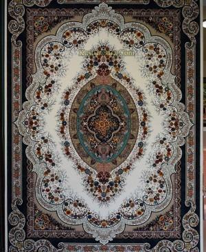 فرش کاشان مدل روناک