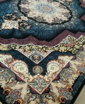 فرش ماشینی مدل الماس