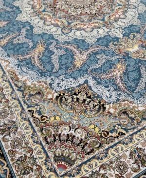 فرش کاشان نقشه ستاره
