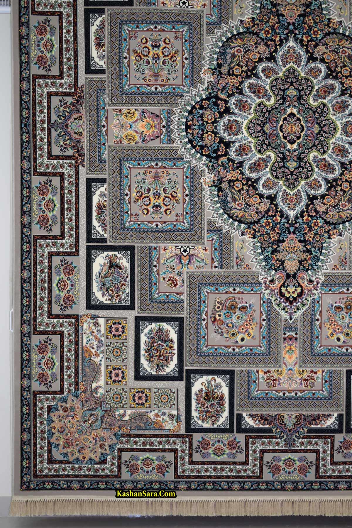 فرش یگانه ۱۲۰۰ شانه